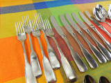 Drache Rocroni Flatware - Solingen Germany Rostfrei Stainless... 27 Pieces Knives Forks Spoons - view 4