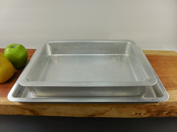 Rema Insulated Aluminum Vintage Bake Ware Items