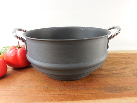 Vintage Commercial Cookware Calphalon - Anodized Aluminum Steamer Insert