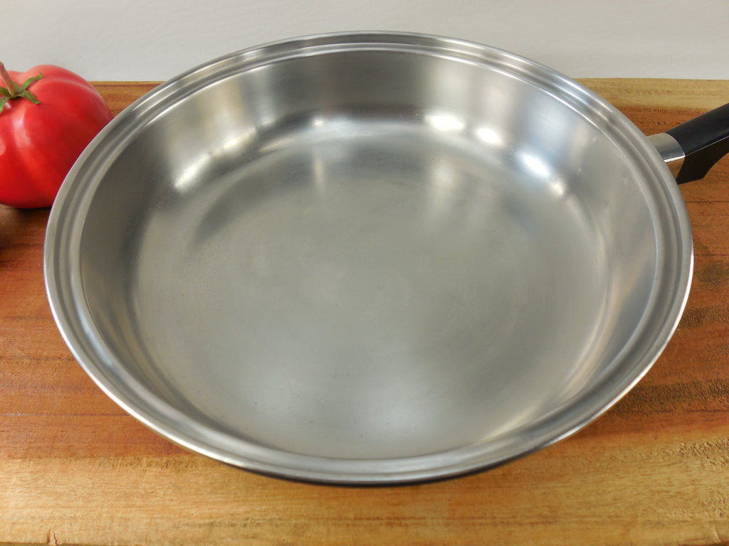 Vollrath Lo Heet Stainless Steel 10 Quot Fry Pan Skillet