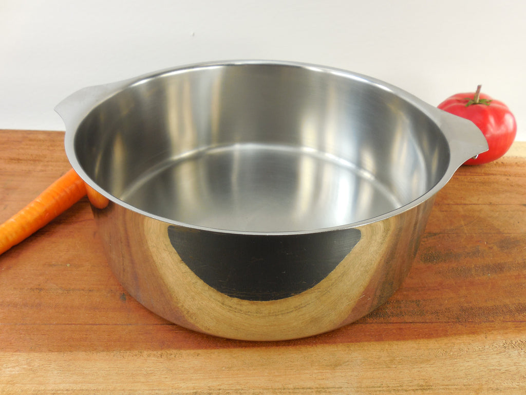 Letang Amp Remy Triplinox Stainless Copper Disc Cookware 4