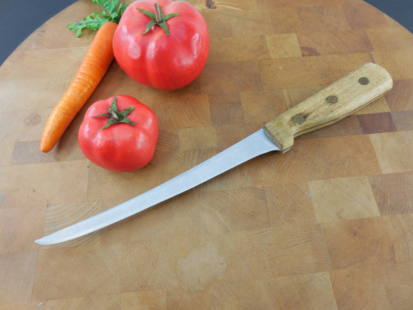 Vintage Chicago Cutlery Stainless Filet Knife