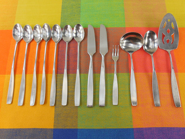 Vintage Oxford Hall Stainless Flatware - SECRETARIAT