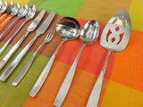 Vintage Oxford Hall Stainless Flatware - SECRETARIAT - View 3