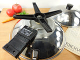 Vintage Farberware Electric Wok Model B-2000 - Bottom View