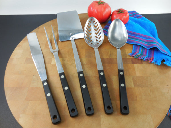 Vintage Montgomery Ward 5 Set Kitchen Utensils