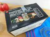 Vintage Black & Decker 1988 Handy Chopper Kitchen Appliance Box 2