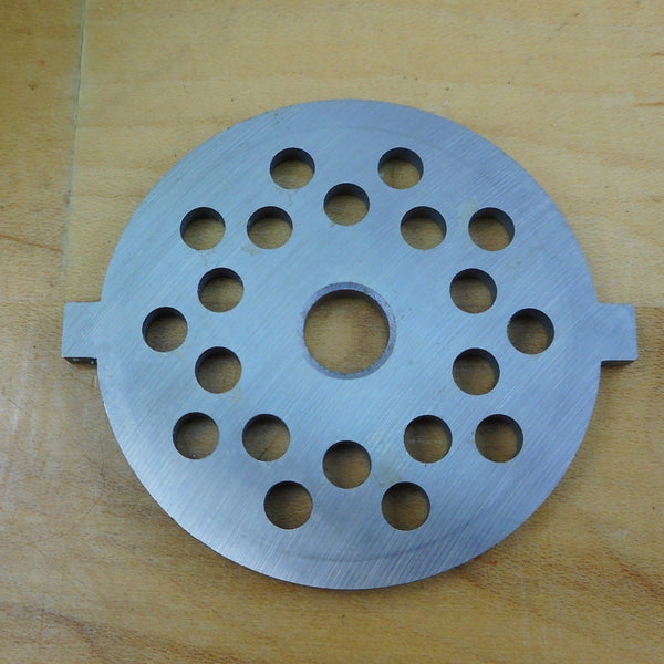 KitchenAid Mixer FGA Attachment New Replacement Part - Fine Grinding Plate - Food/Meat Grinder -