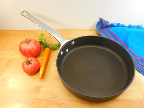 "GHC Professional Magnalite 10"" Fry Pan Skillet Anodized"