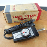 Vintage NOS New Old Stock - Hamilton Beach RC3 Automatic Heat Control Power Supply