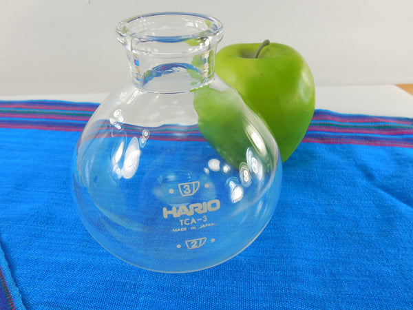 Hario Coffee Syphon NOS Replacement Part - TCA-3 Lower Glass Bowl