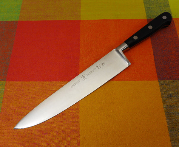 "J.A. Henckels International Kitchen Knives - NSF 8"" Chef 31536-200 Spain Used"