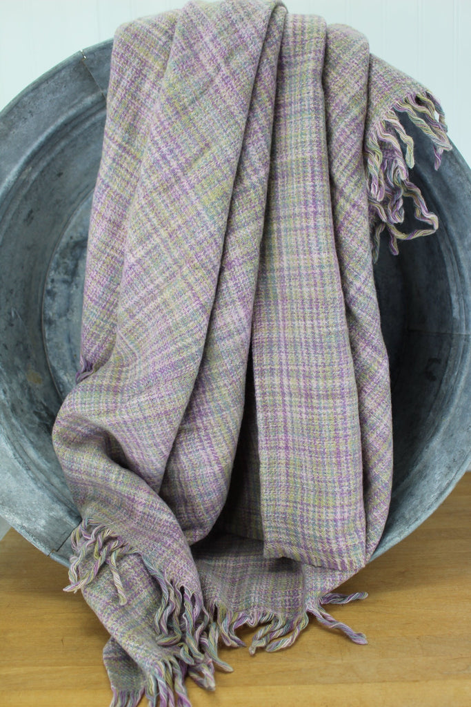 lovely colors alexander julian throw or shawl