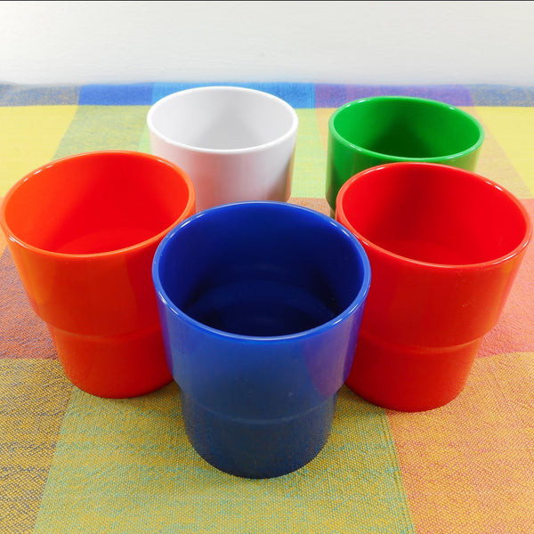 Ingrid Chicago Mod Plastic Party Ball Picnic Camping Set Replacement Part - Cups