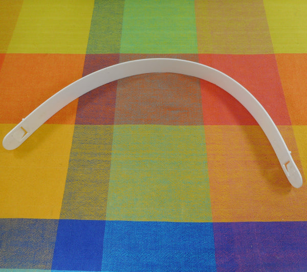 Copy of Ingrid Chicago Mod Plastic Party Ball Picnic Camping Set Replacement Part - White Carry Handle Strap