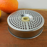 Vintage Juicit Proctor Silex - Stainless Strainer Basket Replacement Part - Bottom View
