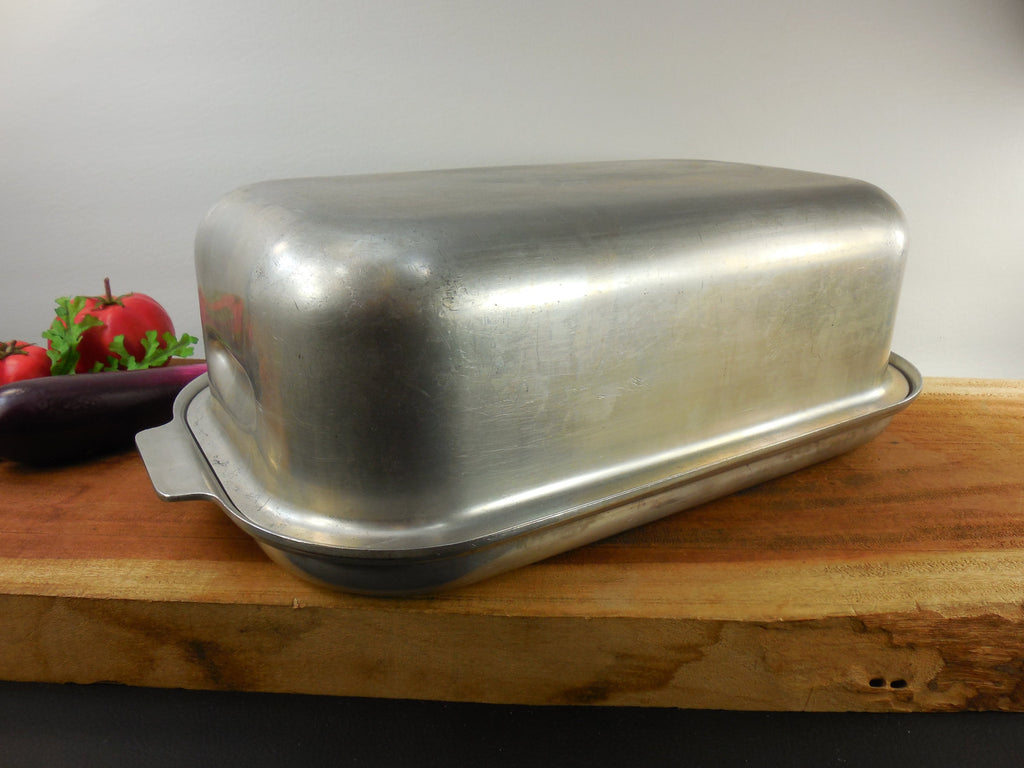 Sold Kitchen Craft Usa Large Aluminum Roaster Pan