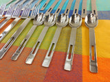 Vintage Mikasa Korea - INCLINE Stainless Flatware - View 2