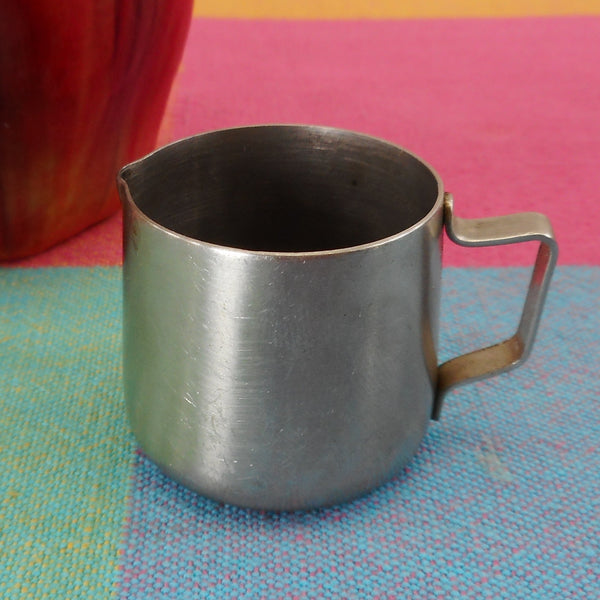 Unbranded Hong Kong Toy Mini Pitcher 18-8 Stainless Steel 1-1/4""