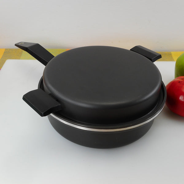 "West Bend Miracle Maid Anodized 8"" Skillet & Lid"