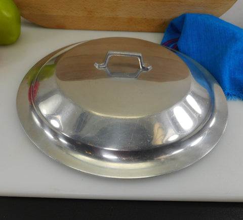 "Miracle Maid G2 Cast Advanced Aluminum Cookware - 11.5"" Replacement Lid for Skillet"