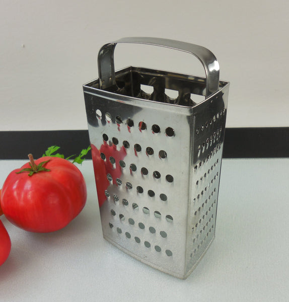 Vintage Nutbrown 1950-60s Stainless Grater