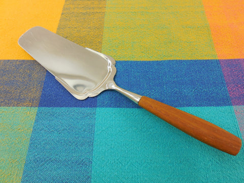 Vintage Mid Century Cheese Serving Utensil - Made in Norway