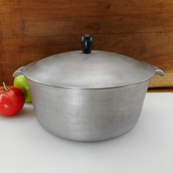 National Stay-Kleen Cast Aluminum Dutch Oven Stock Pot