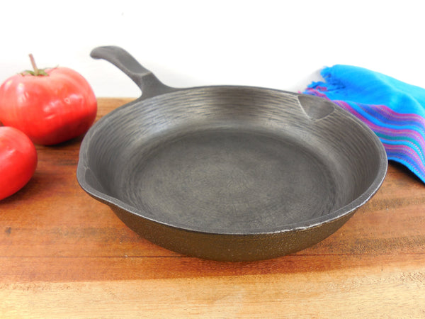 Wagner 1891 Original Cast Iron Skillet - 8 Inch USA - Cleaned Ready to Season