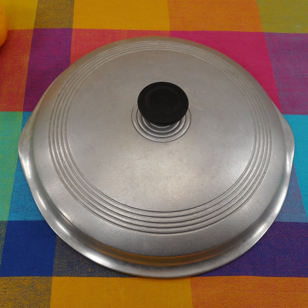 Wagner Ware Aluminum 249 Basting Lid #9 for Round Roaster