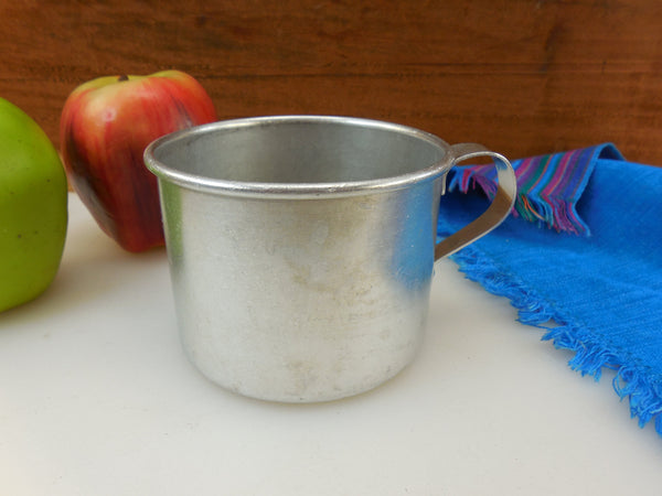 Wear-Ever USA Aluminum No. 210 Water Drink Mess Cup Mug
