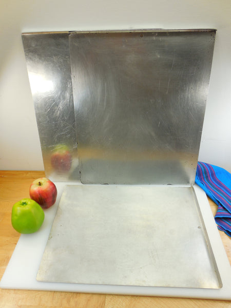 Wear Ever USA - Trio Vintage Aluminum Cookie Sheets - 15-1/2 x 12... 17 x 14