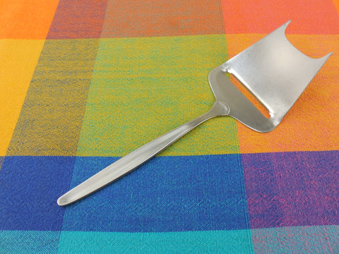 SOLD... WMF Cromargan Germany LAUREL Stainless Flatware - Cheese Butter Planer Plane Slicer