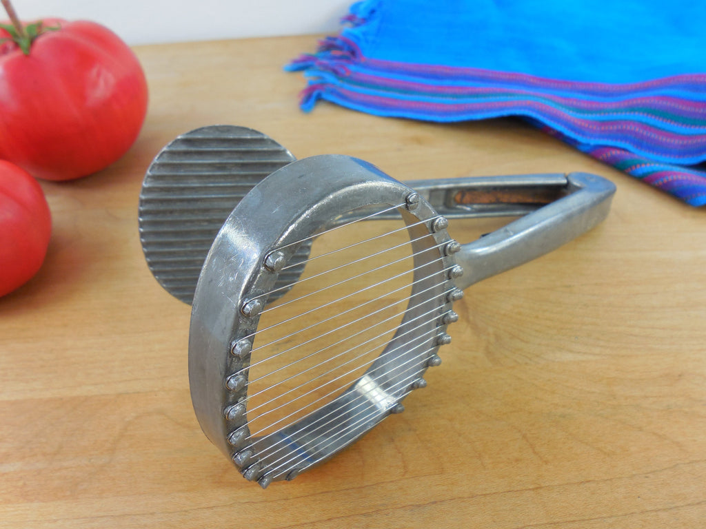 Sold Wmf Germany Aluminum Wire Egg Slicer Vintage