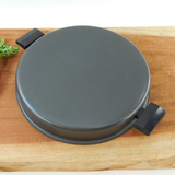 "West Bend Miracle Maid Cookware  - Replacement Pan Pot Lid  - 10"" inch - Anodized Aluminum"