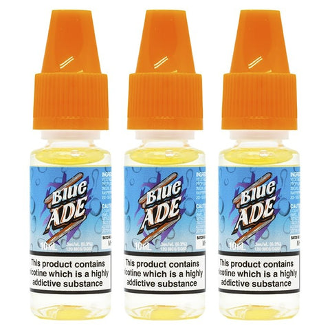 Mad Hatter - Blue ADE E Liquid - Cloudy Rooms