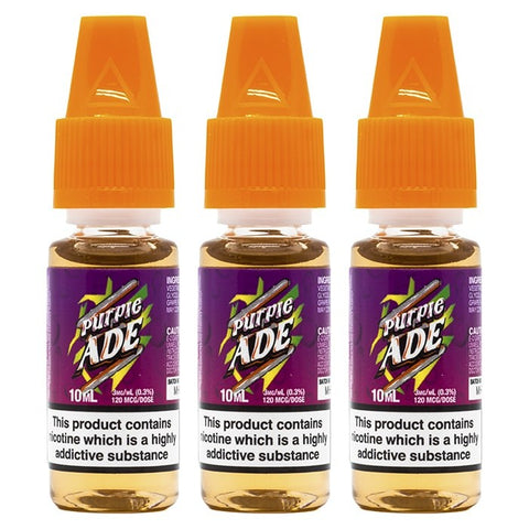 Mad Hatter - Purple ADE E Liquid - Cloudy Rooms