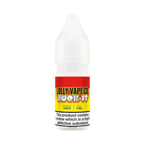 Lolly Vape Co - Rock-It - Cloudy Rooms
