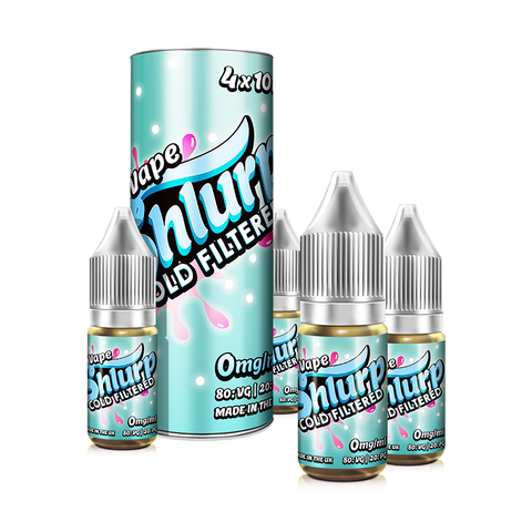 Vape Shlurp Cold Filtered - Cloudy Rooms