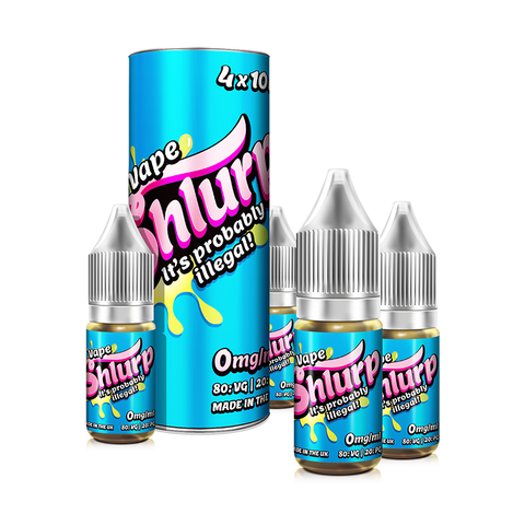 Vape Shlurp Original - Cloudy Rooms