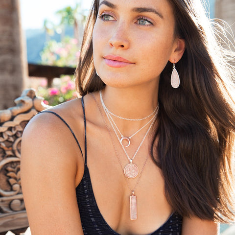 Anna Beck Jewelry at Verbena Sky Rose Gold Collection