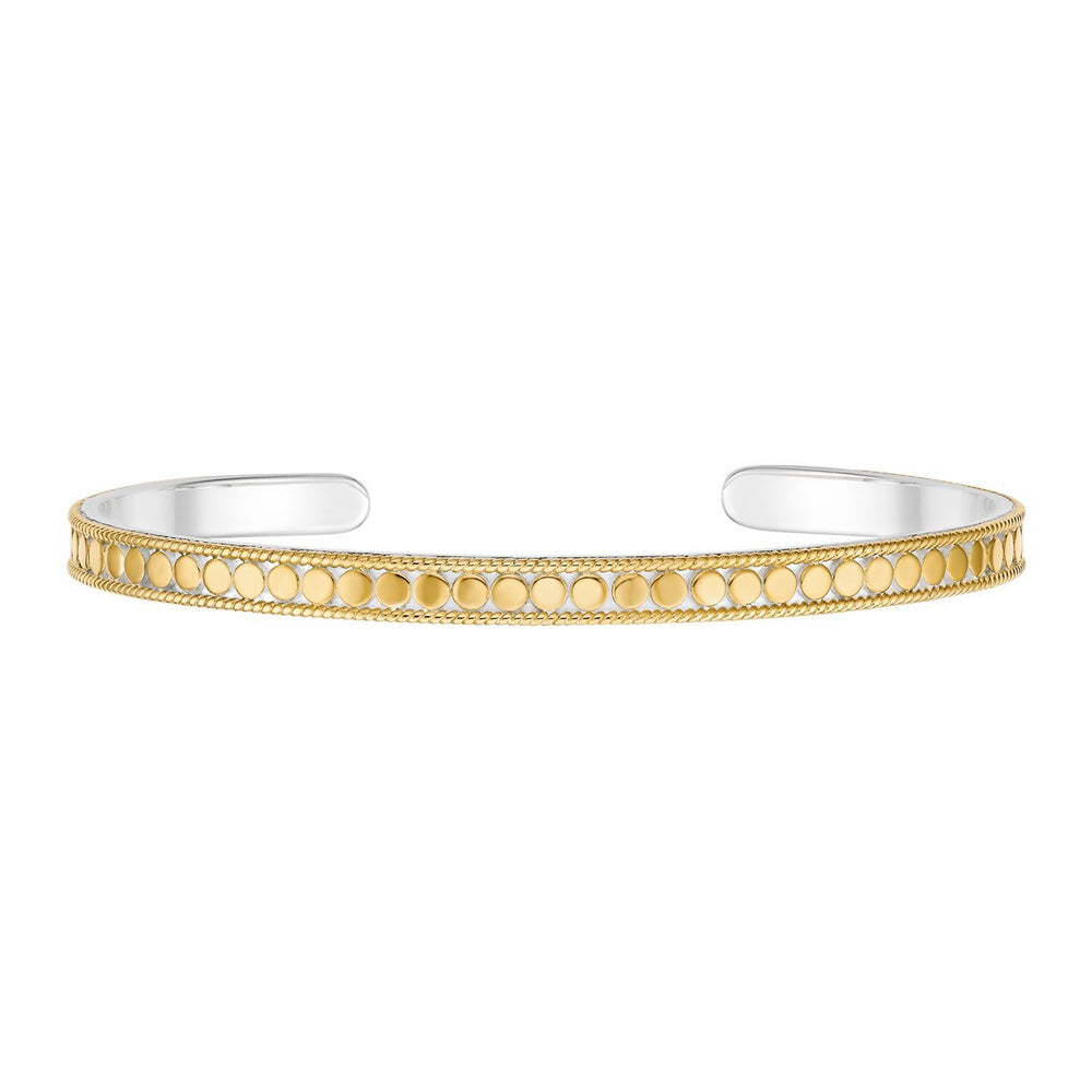 Anna Beck Authenticity Gold Cuff Bracelet