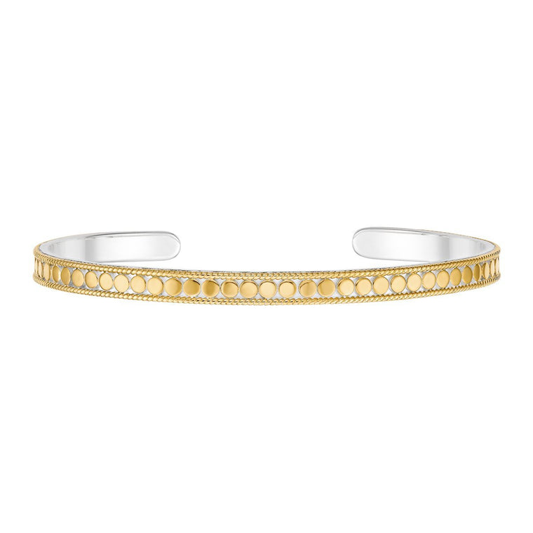 Authenticity Cuff - Gold