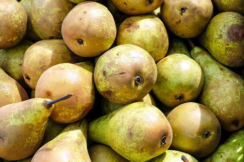 From Orchard to Bottle: TFOJ Pear Cider Vinegar
