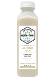 The Fountain of Juice Almond Nut Milk | Dairy Free, Soy Free, All Natural, No-HPP, Vegan, Gluten-Free