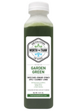 The Fountain of Juice Garden Green 100% Raw Juice | All Natural, Cold-Pressed, No-HPP, Vegan, Gluten-Free