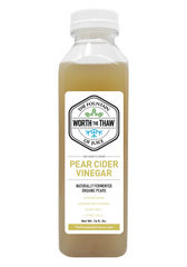 The Fountain of Juice | 100% Raw Filtered Pear Cider Vinegar