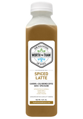 The Fountain of Juice Spiced Latte Nut Milk | Dairy Free, Soy Free, All Natural, No-HPP, Vegan, Gluten-Free