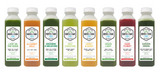 The Fountain of Juice Variety Pack 100% Raw Juice | All Natural, Cold-Pressed, No-HPP, Vegan, Gluten-Free