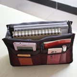 Handbag Pouch Bag in Bag Organiser Insert Organizer Tidy Travel Cosmetic Pocket, handbag, MHY STORE - MHY STORE